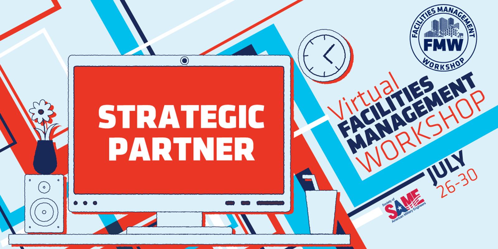 VFMW Strategic Partner Graphic
